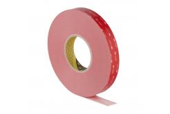 3M VHB LSE-060WF Bandă adeziva dublă, pentru materialele plastice LSE, 0,6 mm, 19 mm x 3 m