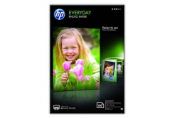 "HP CR757A Everyday Photo Paper, Glossy, hartie foto, lucios, alb, 10x15cm, 4x6"", 200 g/m2, 100 buc"