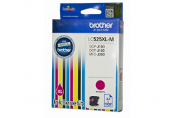 Brother LC-525XLM purpuriu (magenta) cartus original