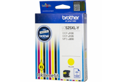 Brother LC-525XLY galben (yellow) cartus original