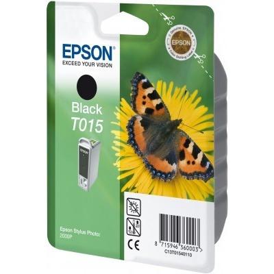 Epson C13T015401 negru (black) cartus original