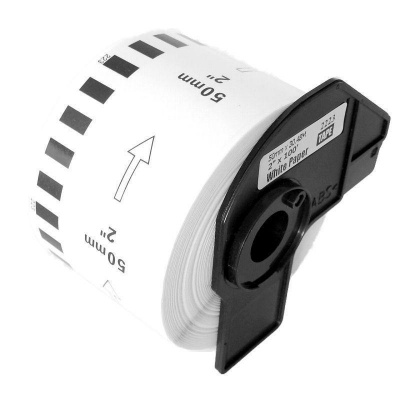 Brother DK-22223, 50mm x 30,48m, rolă etichete compatibil