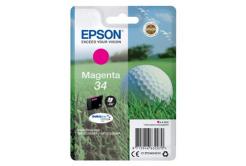 Epson T34634010, T346340 purpuriu (magenta) cartus original