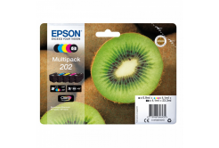 Epson 202 C13T02E74010 multipack cartus original