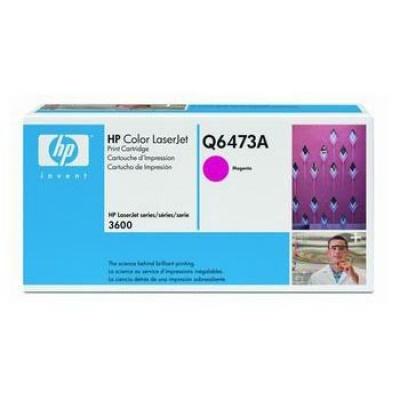 HP 502A Q6473A purpuriu (magenta) toner original