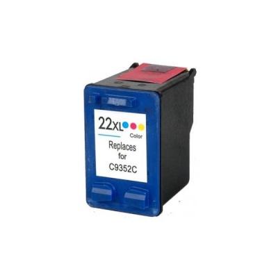 HP 22XL C9352A color cartus compatibil