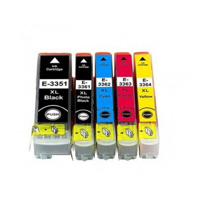 Epson T3357 multipack cartus compatibil
