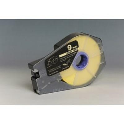 Bandă adezivă compatibilă pentru Canon M-1 Std/M-1 Pro / Partex, 9mm x 30m, kazeta, galben
