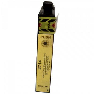 Epson T2714 galben (yellow) cartus compatibil