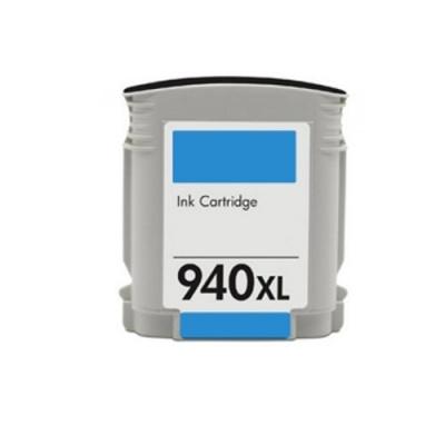 HP 940XL C4907A azuriu (cyan) cartus compatibil