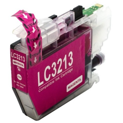 Brother LC-3213 purpuriu (magenta) cartus compatibil