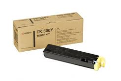 Kyocera Mita TK-500Y galben (yellow) toner original
