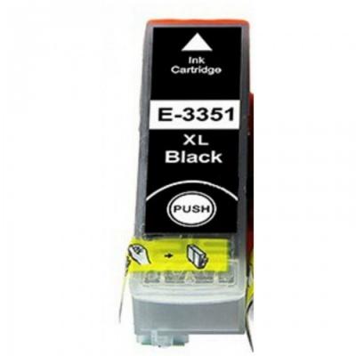 Epson T3351 negru (black) cartus compatibil
