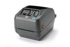Zebra ZD500 ZD50042-T0EC00FZ TT imprimante de etichetat, 203 dpi, USB/RS232/Centronics Parallel/LAN/802.11abgn , BT, ROW