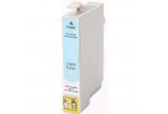 Epson T0485 azuriu deschis (light cyan) cartus compatibil