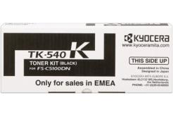 Kyocera Mita TK-540K negru toner original