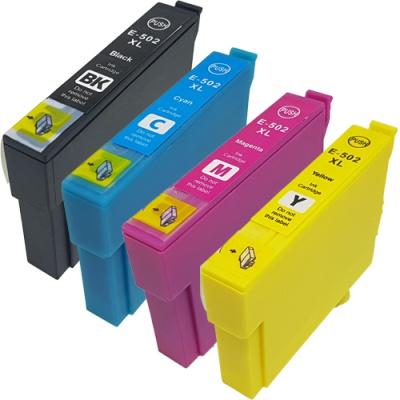 Epson 502XL T02W640 CMYK multipack cartus compatibil