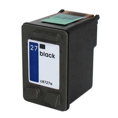 HP 27 C8727A negru (black) cartus compatibil