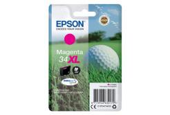 Epson T34734010, T347340 purpuriu (magenta) cartus original