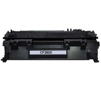 HP 80X CF280X negru toner compatibil