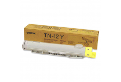 Brother TN-12Y galben (yellow) toner original