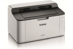 Brother HL-1110E imprimanta laser - A4, 20ppm, 600x600, 1MB, GDI, USB 2.0, alb