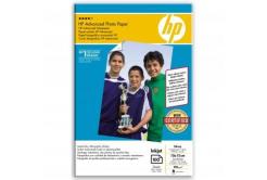 """HP Q8692A Advanced Glossy Photo Paper, hartie foto, lucios, alb, 10x15cm, 4x6"""", 250 g/m2, 100 buc"""