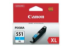 Canon CLI-551XLC azuriu (cyan) cartus original