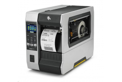 Zebra ZT610 ZT61046-T2E0100Z imprimante de etichetat, 24 dots/mm (600 dpi), peeler, rewind, disp., ZPL, ZPLII, USB, RS232, BT, Ethernet