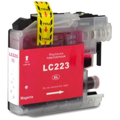 Brother LC-223XL purpuriu (magenta) cartus compatibil