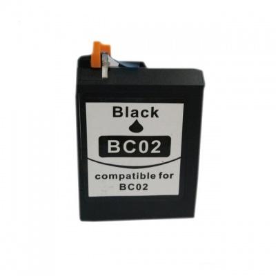 Canon BC-02 negru (black) cartus compatibil