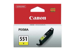 Canon CLI-551Y galben (yellow) cartus original