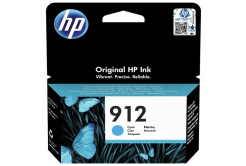 HP 912 3YL77AE azuriu (cyan) cartus original