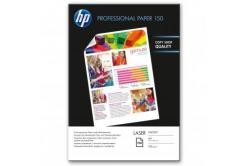 HP CG965A Professional Glossy Laser Photo Paper, hartie foto, lucios, alb, A4, 150 g/m2, 150 buc