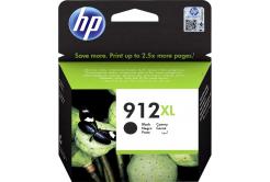 HP 912XL 3YL84AE negru (black) cartus original