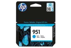 HP CN050AE, 951 azuriu (cyan) cartus original