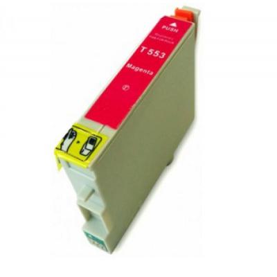 Epson T0553 purpuriu (magenta) cartus compatibil