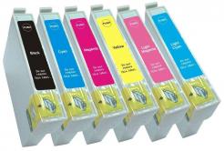 Epson T0807 multipack cartus compatibil