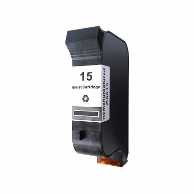 HP 15 C6615D negru (black) cartus compatibil