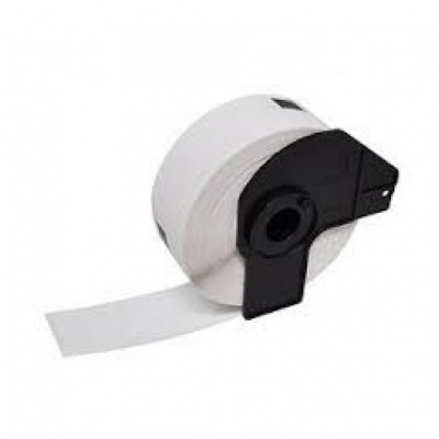 Brother DK-22211, 29mm x 15,24m, alb, rola etichete compatibil