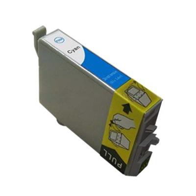 Epson 502XL T02W240 azuriu (cyan) cartus compatibil