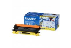 Brother TN-135Y galben (yellow) toner original