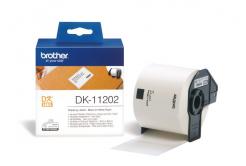 Brother DK-11202, 62mm x 100mm, rola etichete original