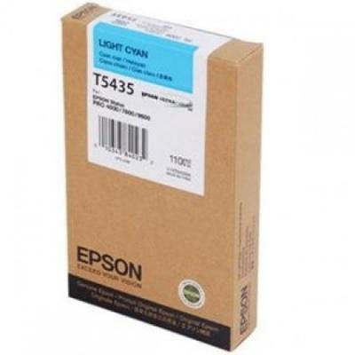Epson C13T543500 azuriu deschis (light cyan) cartus original