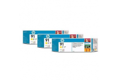 HP 91 C9485A galben (yellow) cartus original