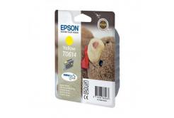 Epson T0614 galben (yellow) cartus original