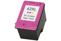HP 62XL C2P07AE color cartus compatibil