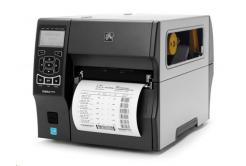 Zebra ZT420 ZT420A2-T0EF000Z imprimante de etichetat, 8 dots/mm (203 dpi), disp. (colour), RTC, EPL, ZPL, ZPLII, USB, RS232, BT, Wi-Fi