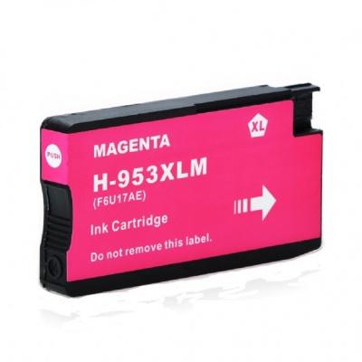 HP 953XL F6U17AE purpuriu (magenta) cartus compatibil