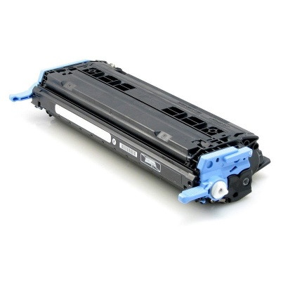 HP 124A Q6000A negru toner compatibil